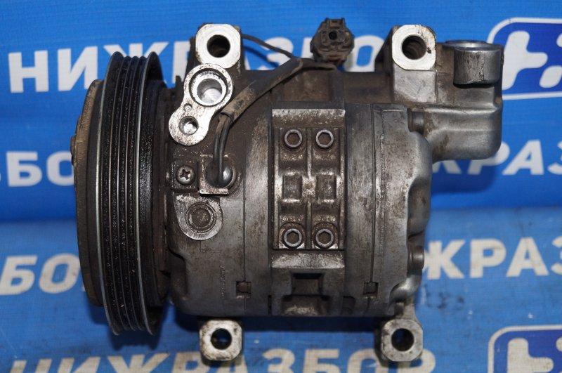 Компрессор кондиционера Nissan Almera N15 GA15DE 1999 (б/у)