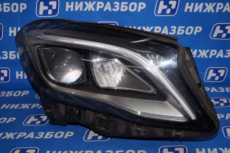 Фара Mercedes Gla-Class X156 правая (б/у)