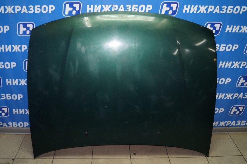 Капот Nissan Almera N15 GA15DE 1999 (б/у)