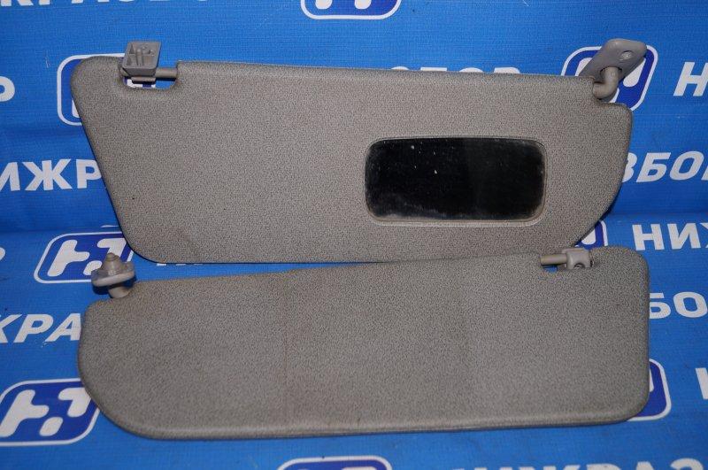Козырек солнцезащитный Daewoo Nexia 1.5 A15MF 2005 (б/у)