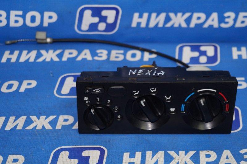 Блок управления отопителем Daewoo Nexia 1.5 A15MF 2005 (б/у)
