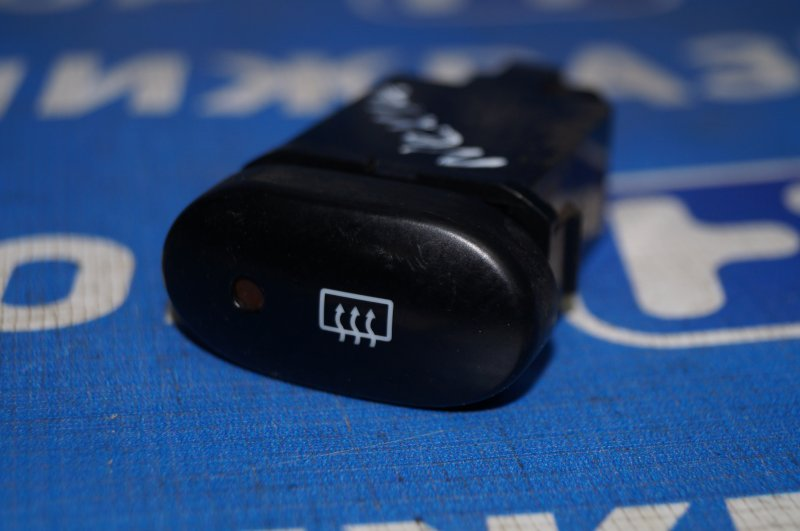 Кнопка обогрева стекла Daewoo Nexia 1.5 A15MF 2005 задняя (б/у)