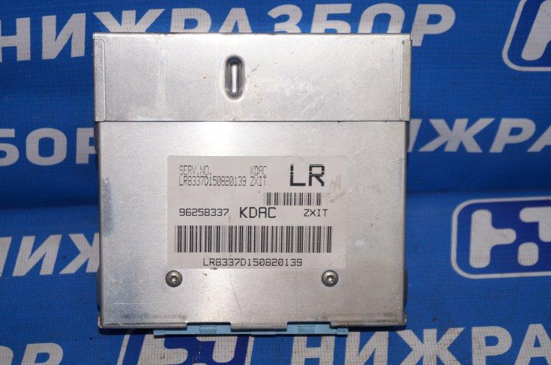 Блок управления двигателем Daewoo Nexia 1.5 A15MF 2005 (б/у)