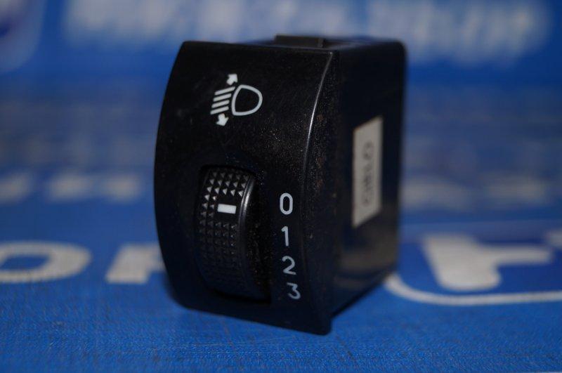 Кнопка корректора фар Daewoo Nexia 1.5 A15MF 2005 (б/у)