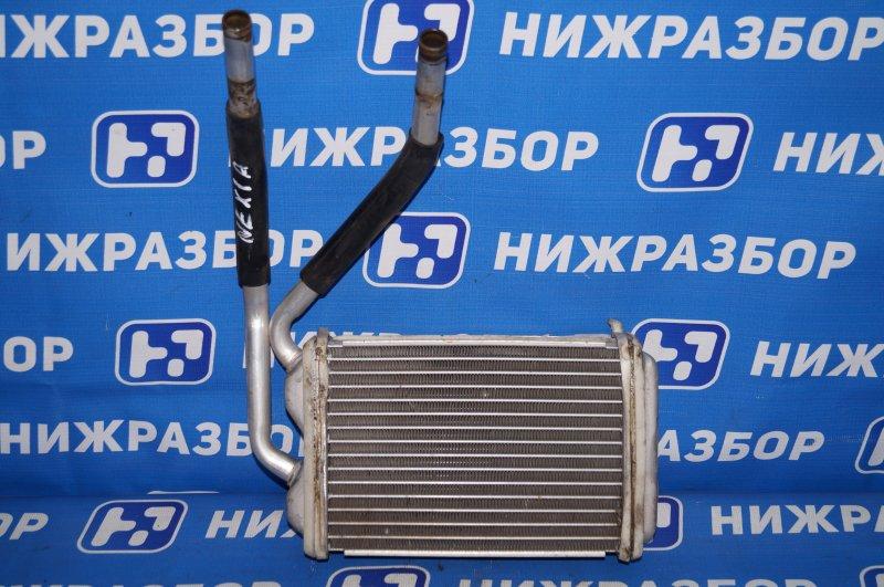 Радиатор отопителя Daewoo Nexia 1.5 A15MF 2005 (б/у)