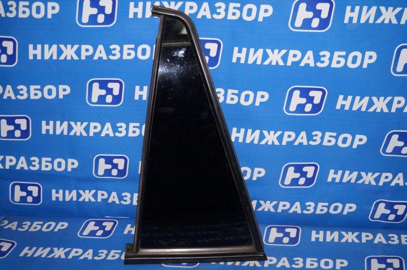 Форточка двери Daewoo Nexia 1.5 A15MF 2005 задняя левая (б/у)