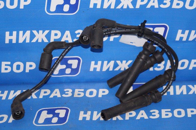 Провода высоковольтные Daewoo Nexia 1.5 A15MF 2005 (б/у)