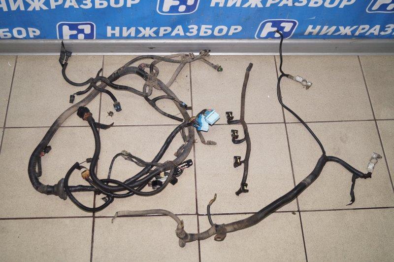Проводка моторная Daewoo Nexia 1.5 A15MF 2005 (б/у)