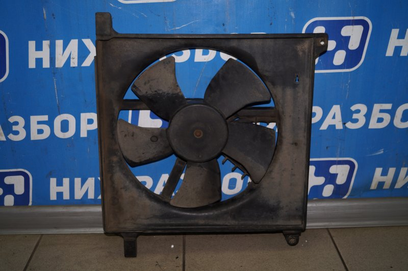 Вентилятор радиатора Daewoo Nexia 1.5 A15MF 2005 (б/у)