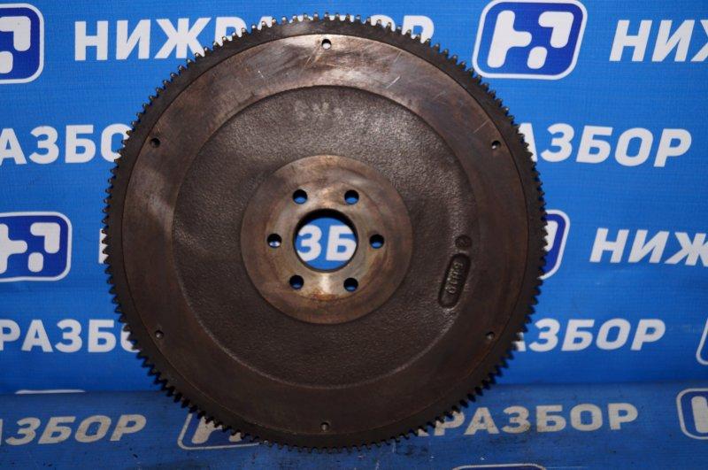 Маховик Daewoo Nexia 1.5 A15MF 2005 (б/у)