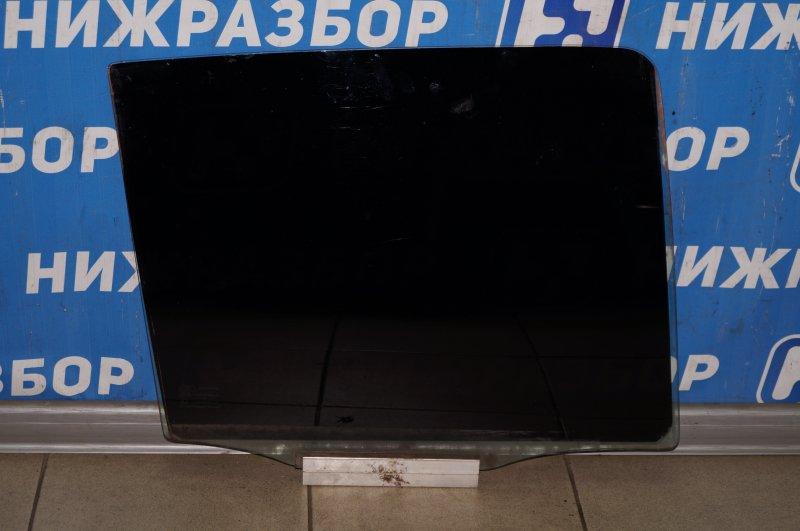Стекло двери Daewoo Nexia 1.5 A15MF 2005 заднее правое (б/у)