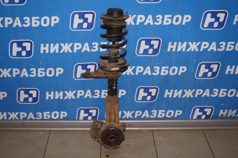 Амортизатор Daewoo Nexia 1.5 A15MF 2005 передний правый (б/у)