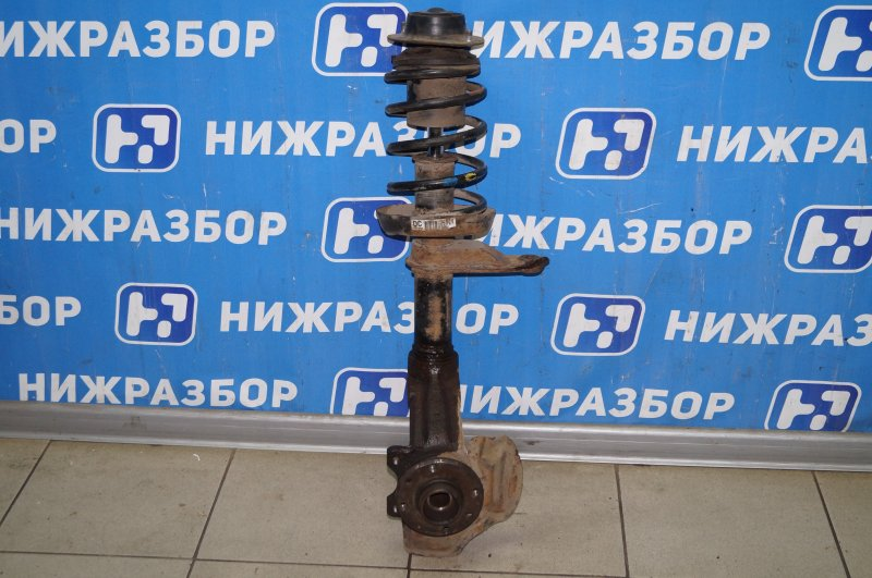 Амортизатор Daewoo Nexia 1.5 A15MF 2005 передний левый (б/у)