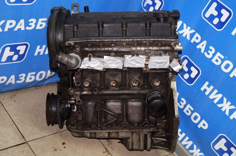 Двигатель (двс) Daewoo Nexia 1.5 A15MF 2005 (б/у)