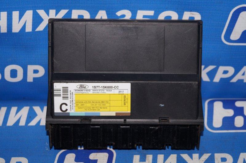 Блок комфорта Ford Focus 1 2.0 ZETEC 2002 (б/у)
