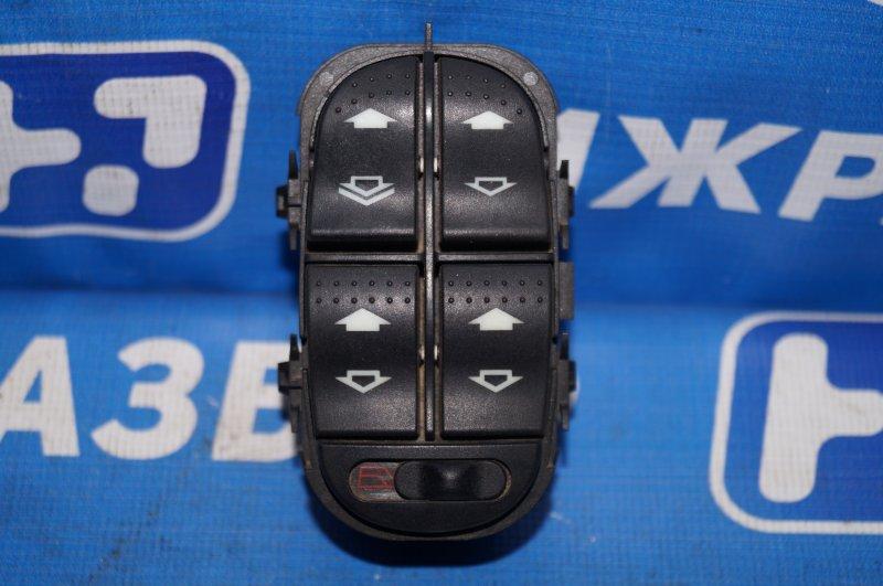 Блок управления стеклоподъемниками Ford Focus 1 2.0 ZETEC 2002 (б/у)