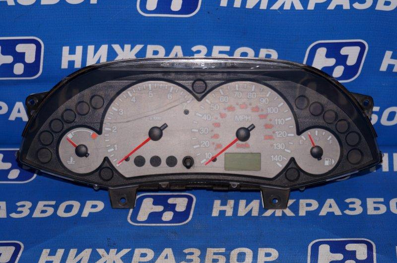 Панель приборов Ford Focus 1 2.0 ZETEC 2002 (б/у)