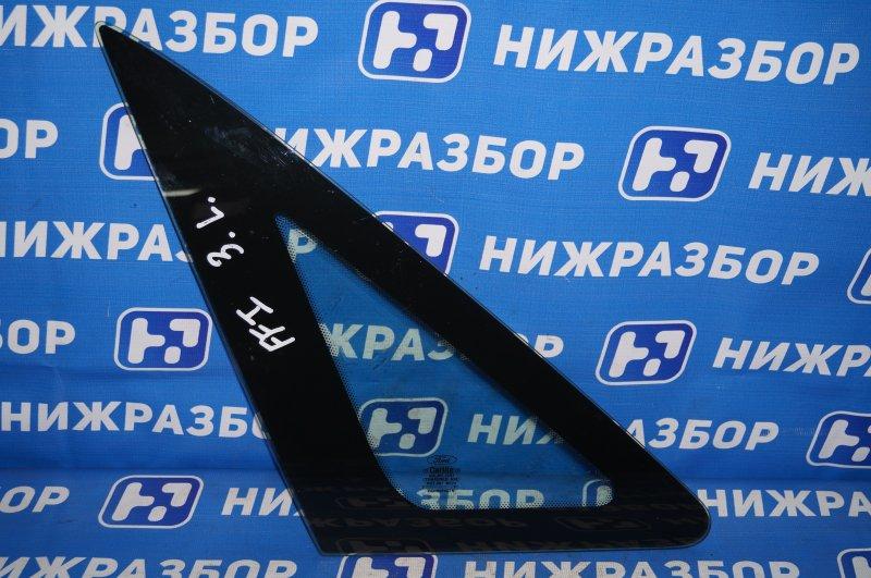 Форточка Ford Focus 1 2.0 ZETEC 2002 задняя левая (б/у)