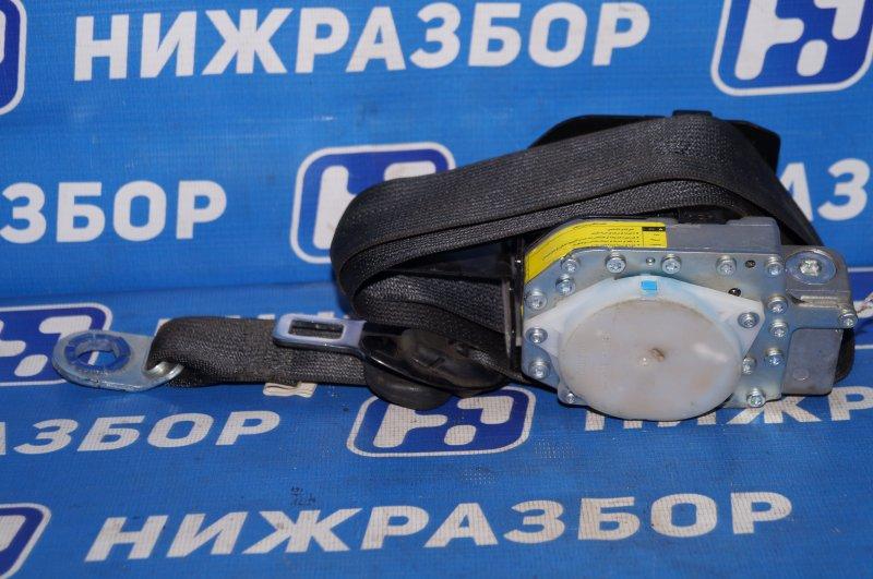 Ремень безопасности с пиропатроном Lexus Lx 570 задний правый (б/у)