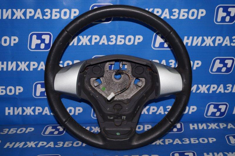 Руль Opel Corsa D 1.2 Z12XEP 2008 (б/у)