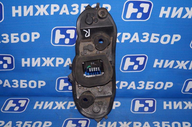 Плата фонаря Opel Corsa D 1.2 Z12XEP 2008 задняя правая (б/у)