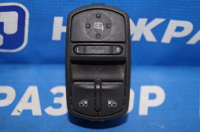 Блок управления стеклоподъемниками Opel Corsa D 1.2 Z12XEP 2008 (б/у)