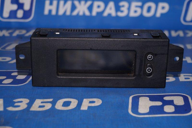 Дисплей информационный Opel Corsa D 1.2 Z12XEP 2008 (б/у)