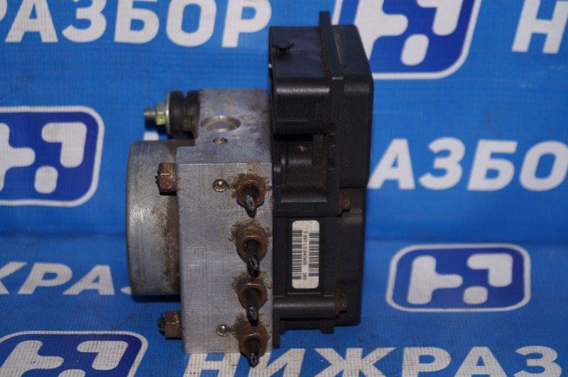 Блок abs (насос) Opel Corsa D 1.2 Z12XEP 2008 (б/у)