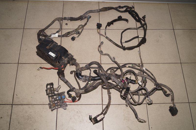 Проводка моторная Opel Corsa D 1.2 Z12XEP 2008 (б/у)