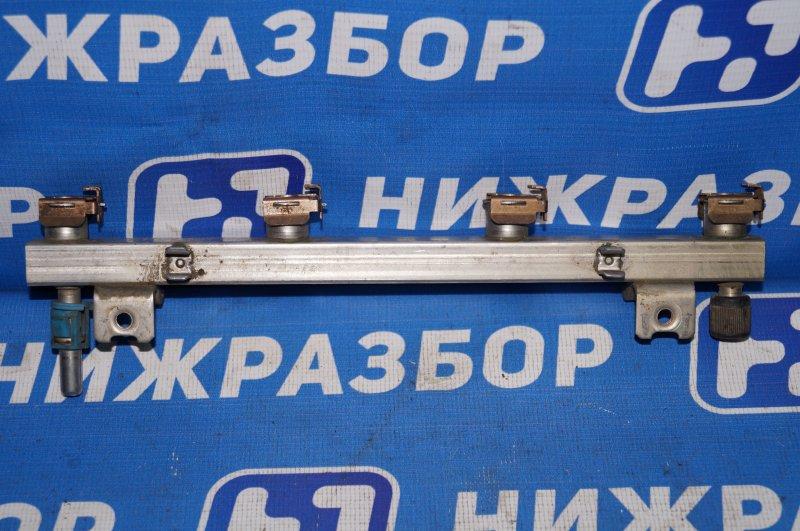 Рампа топливная Opel Corsa D 1.2 Z12XEP 2008 (б/у)