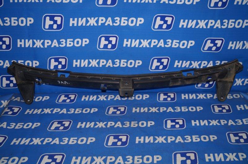 Направляющая бампера Opel Corsa D 1.2 Z12XEP 2008 задняя (б/у)