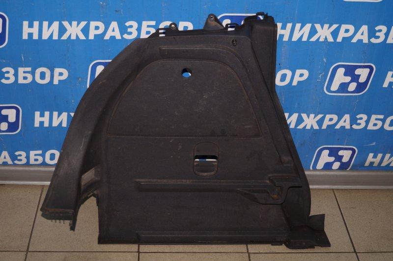Обшивка багажника Opel Corsa D 1.2 Z12XEP 2008 задняя левая (б/у)