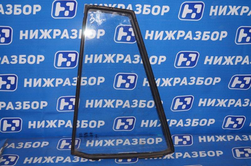 Форточка двери Lifan X60 1.8 (LFB479Q) 2016 задняя левая (б/у)