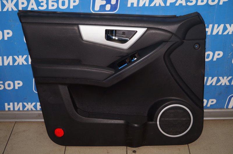 Обшивка двери Lifan X60 1.8 (LFB479Q) 2016 передняя левая (б/у)