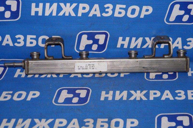 Рампа топливная Ford Focus 2 1.8 (QQDB) 2007 (б/у)