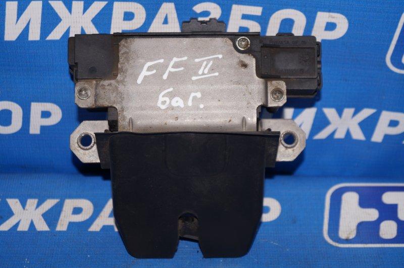 Замок багажника Ford Focus 2 1.8 (QQDB) 2007 (б/у)