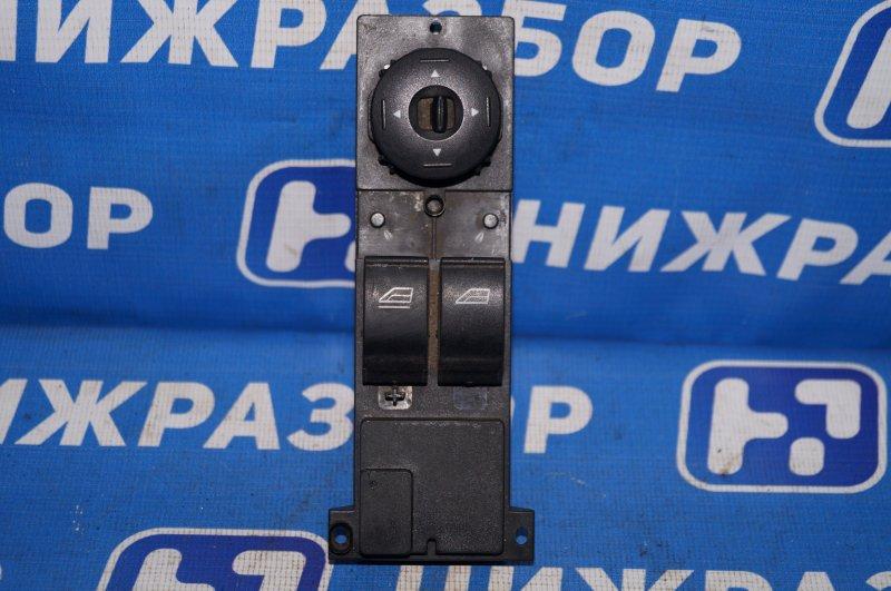 Блок управления стеклоподъемниками Ford Focus 2 1.8 (QQDB) 2007 (б/у)