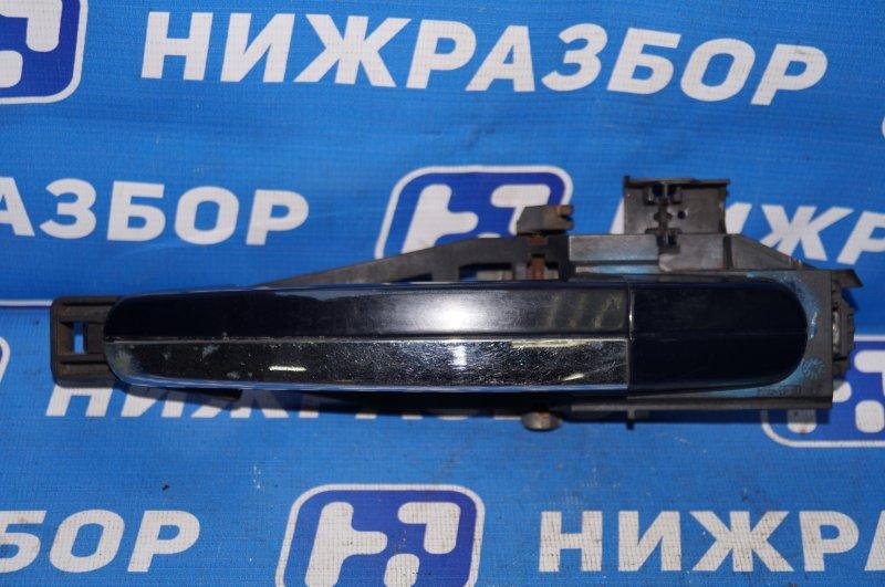 Ручка двери наружная Ford Focus 2 1.8 (QQDB) 2007 передняя правая (б/у)