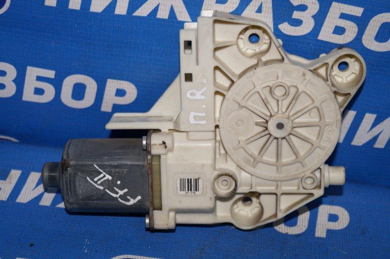 Моторчик стеклоподъемника Ford Focus 2 1.8 (QQDB) 2007 передний правый (б/у)