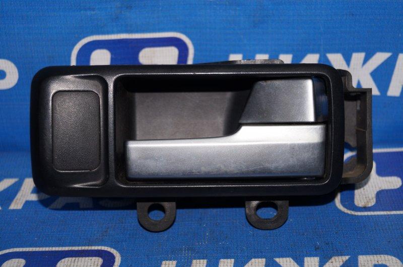 Ручка двери внутренняя Ford Focus 2 1.8 (QQDB) 2007 задняя правая (б/у)