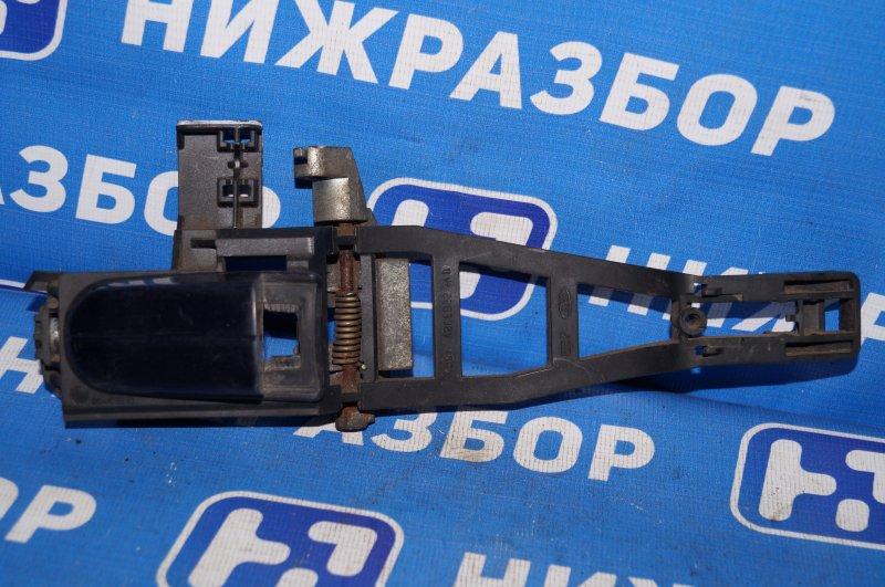 Кронштейн ручки Ford Focus 2 1.8 (QQDB) 2007 задний правый (б/у)