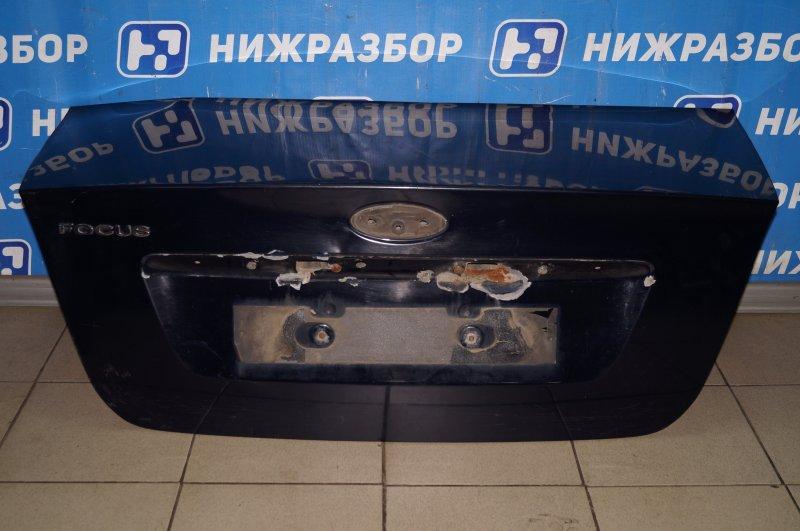 Крышка багажника Ford Focus 2 1.8 (QQDB) 2007 (б/у)