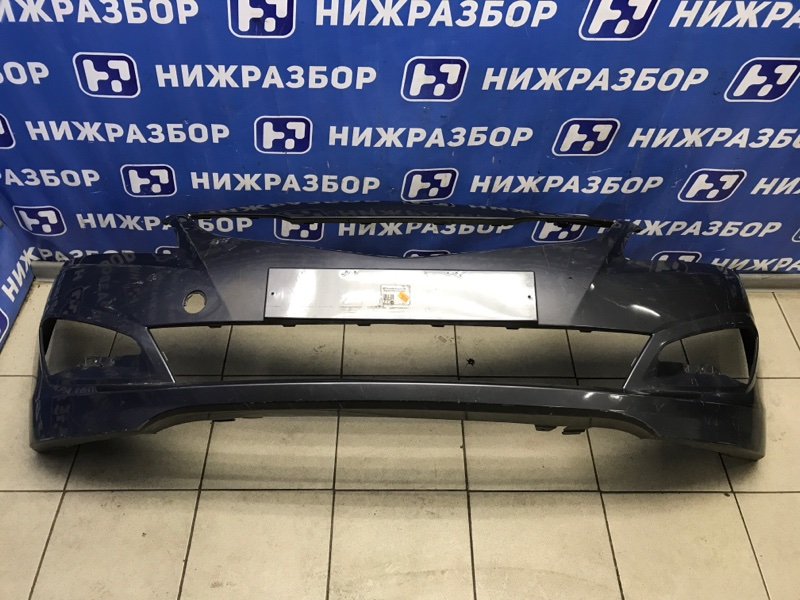 Бампер Hyundai Solaris передний (б/у)