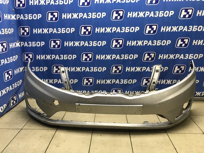 Бампер Kia Rio 3 передний (б/у)