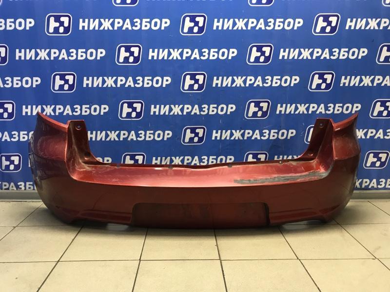 Бампер Datsun Mi-Do задний (б/у)