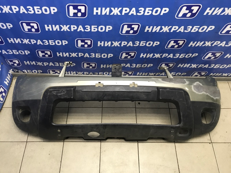 Бампер Renault Duster передний (б/у)
