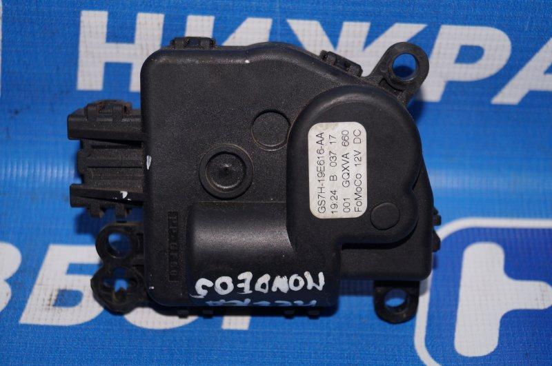 Моторчик заслонки печки Ford Mondeo 5 2.0 (TNCC) 2017 (б/у)