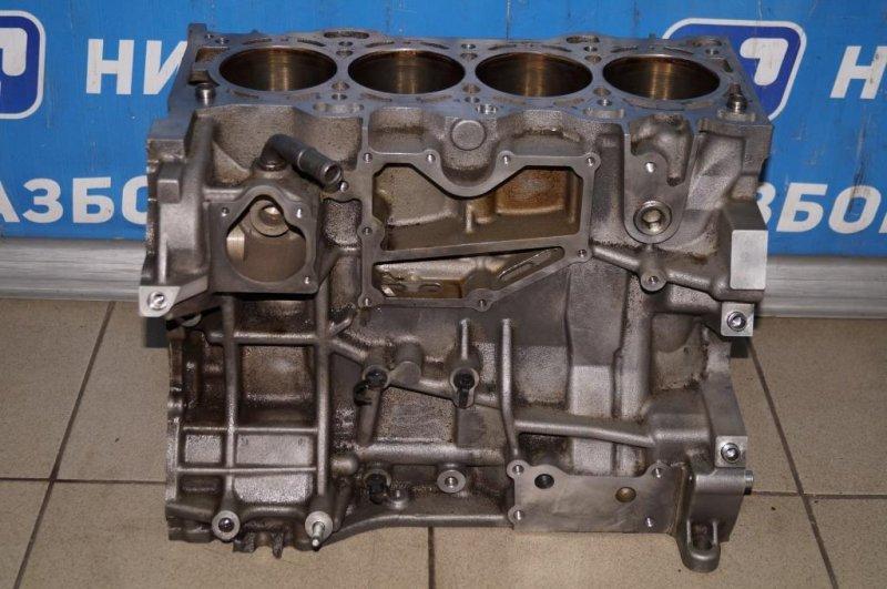 Блок двигателя Ford Mondeo 5 2.0 (TNCC) 2017 (б/у)