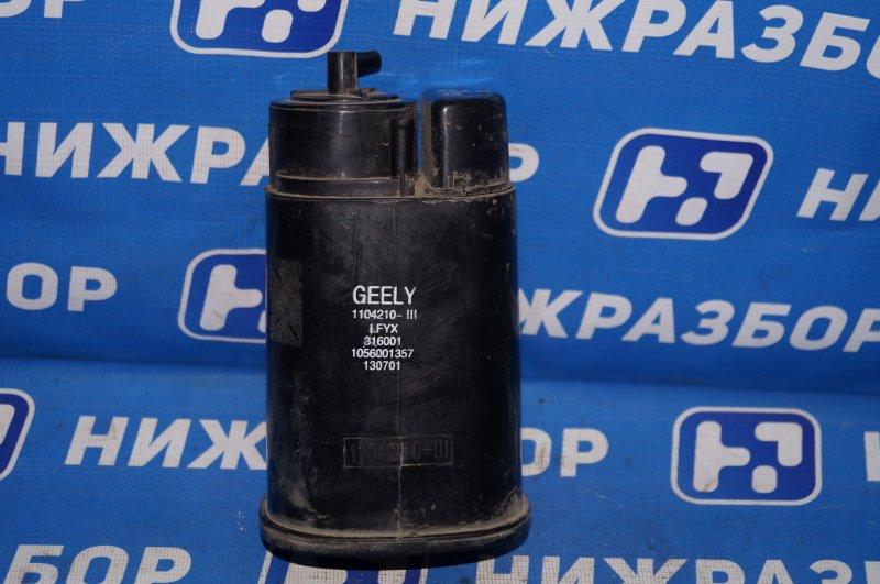 Абсорбер (фильтр угольный) Geely Mk Cross 1.5 (MR479QA) 2014 (б/у)