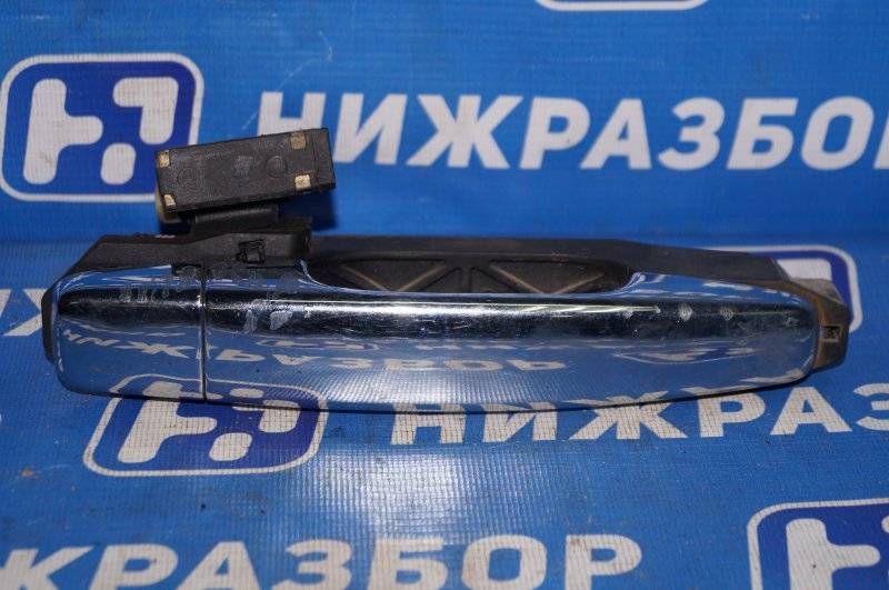 Ручка двери наружная Geely Mk Cross 1.5 (MR479QA) 2014 задняя правая (б/у)